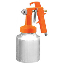 Pistola Para Pintar Baja Presion Vaso De Aluminio