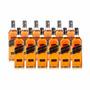 Whisky Johnnie Walker Black Label 12 Anos Caixa C/12unidades