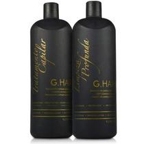 12 Kit G-hair Inoar Escova Progressiva Marroquina (24 X 1l)
