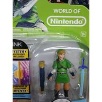 Figura De Link Zelda Phantom Hourglass Ocarina Del Tiempo