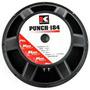 Parlante Acero Cesta 18 Kohlt Punch184