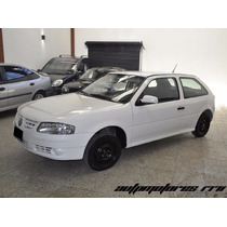 Volkswagen Gol 2014 $139000 Aa Da Con Gnc Pto Financio