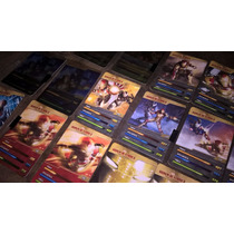 Cards Elma Chips Homem De Ferro 3 - Tenho Vários!