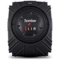 Caixa Selada Amplificada Slim Bomber 8 170wrms
