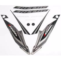 Kit Adesivos Honda Nx4 Falcon 400i 2013 Preta
