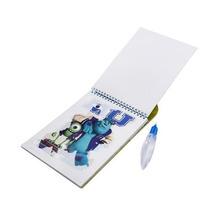 Caderno Para Colorir - Aqua Book - Monstro S A - Multikids