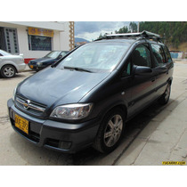 Chevrolet Zafira 2.0 At 2000cc