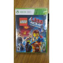 Jogo The Lego Movie Videogame Para Xbox 360