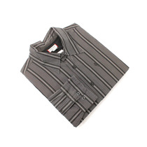 Camisa Gris Con Negro Guess