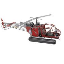 Miniatura Helicóptero Grande S/juros S/frete