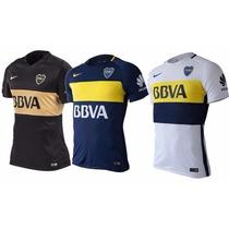 Camisetas Boca Jrs Nuevas Titular Suplente 2016 Oferta!