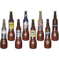Dispensador Para Bebidas 3lts Corona Tecate Cerveza Jugo Agu