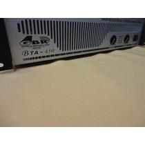 Potencia Gbr Bta 450 Watts En 8 Ohms / 660watts. 4 Ohms