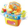 Juguetes Cocina Portatil Berry-toys Naranja