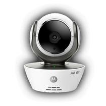 Câmera Motorola Baba Eletrônica Mbp85 Connect Wi Fi Hd