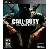 Ps3 Call Of Duty: Black Ops [usado]
