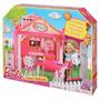 Barbie La Casa De Chelsea Con Accesorios Con Elevador Mattel