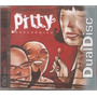 Cd + Dvd Pitty - Anacronico ( Dual Disc)