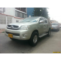 Toyota Hilux Imv Mt 2500cc 4x2 Td