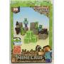 Minecraft Utility Pack Plancha Escenarios 30 Pcs Mym 16700