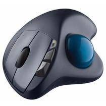 Mouse Laser Logitech M570 Wireless Trackball, Longo Alcance