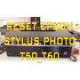 Reset Impressora Epson T50 T60 + Frete Grátis