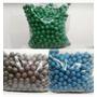 Bolinhas De Paintball 250 Un. 17mm ,68 Bolas De Tinta
