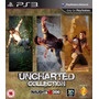 Combo Uncharted 3 Juegos Ps3 Grom
