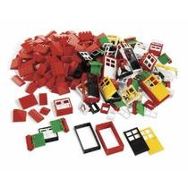 Lego Education Puertas Ventanas & Roof Tiles Set 4587438 (27