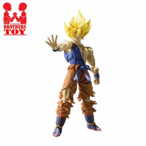 Sh Figuarts Son Goku Ssj Awakening Ver Bandai Pronta Entrega