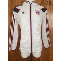 Chamarra Ligera Rompevientos Bayern Munchen 2014-2015 Adidas