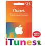 Itunes 25 Usd Tarjeta Original Ipod/mac/iphone/ipodtouch/