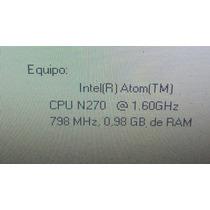 Minilaptop Laptop Notebook Acer Aspire One Zg5