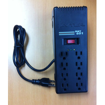 Regulador De Voltaje Avtek R8t-601, 600va 8 Tomas(tienda)