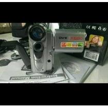 Camara Filmadora Jumbo Dv9 Como Nueva
