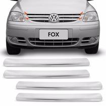 Friso Cromado Fox Crossfox 03 04 05 06 07 Aplique Grade