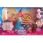 Juguete Barbie Totalmente Clavos Stylin Manos Playset W / C