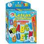 Letras Imantadas De Goma Eva Iman 3,5cm / Open-toys 27