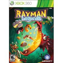 Jogo Rayman Legends - Xbox 360 Ubisoft