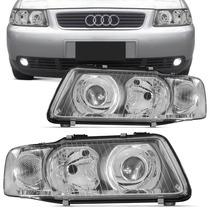 Farol Audi A3 2001 2002 2003 2004 2005 2006 Serve 95 A 2000