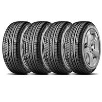 Jogo De 4 Pneus Pirelli P7 195/65r15 91v