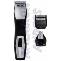 Patillera Wahl All In One Recargable (2 Cuchillas 1 Cabezal)