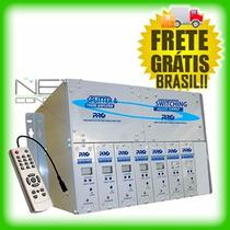 Rack Coletivo Banda-c 7 Canais Proeletronic Pqrk-2307