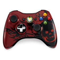 Controle Turbo Rapid - Fire - 30 Modos Gears Of War Xbox360