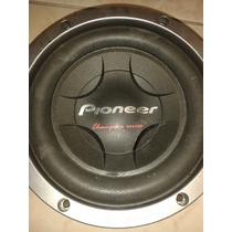 Subwoofer Pioneer Ts-w257d2 10 1000w