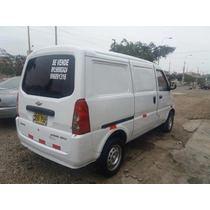 Chevrolet N300 Max Panel Uso Particular