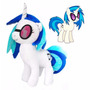 Peluche My Little Pony Vinyl Scratch 30cm Calidad Única!