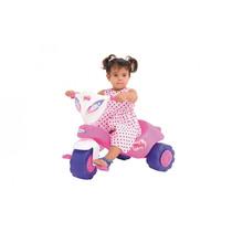 Velotrol Triciclo Infantil Mily Rosa Xalingo