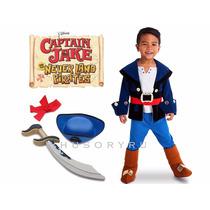 Jake Y Piratas Nunca Jamas Accesorios Para Su Disfraz Espada