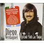 Diego Verdaguer - Mexicano Hasta Las Pampas Cd / Dvd